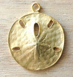 Sand Dollar Charms & Pendants