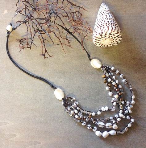 Pearl Fantasy Necklace