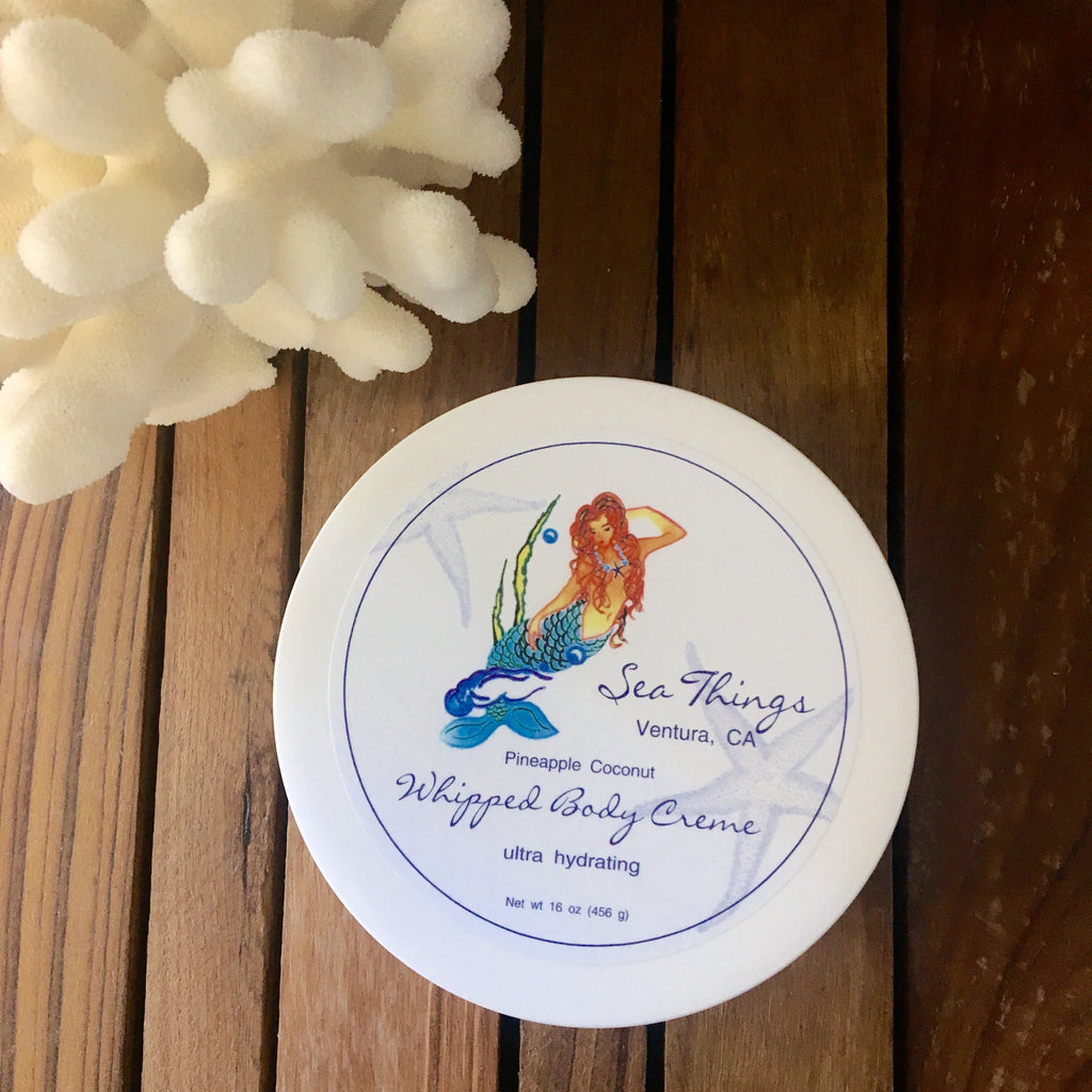 Sea Things Whipped Body Creme