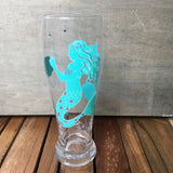 Mermaid Pilsner Glass