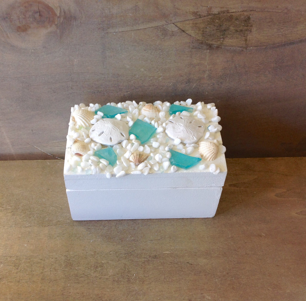 Sea Glass Box
