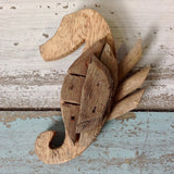 Driftwood Seahorse Magnet
