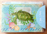 Ocean Life Note Cards