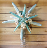 Turquoise Starfish Tree Top