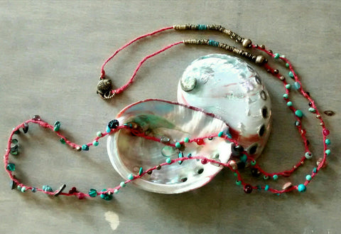 Oceanic Orient Necklace