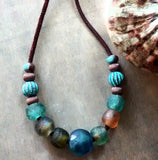 Aztec Ocean Necklace