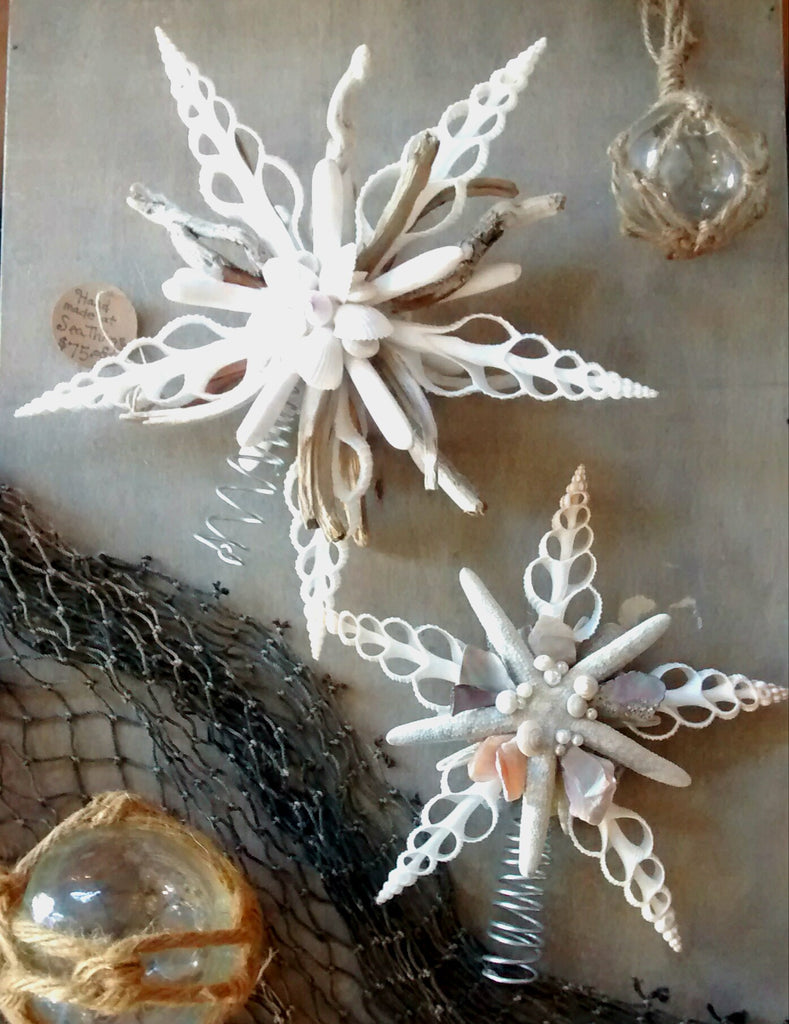 Tree Topper Shell Star – Sea Things Ventura
