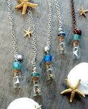 Ocean Treasure Bottle Necklaces
