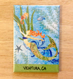 Ocean Life Cocktail Napkins