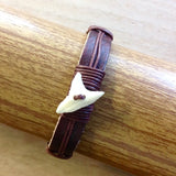 Shark Tooth Adjustable Bracelet