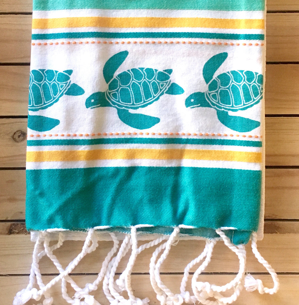 Sea Turtle Towel