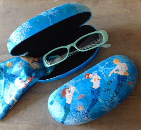 Mermaid Sunglass Case
