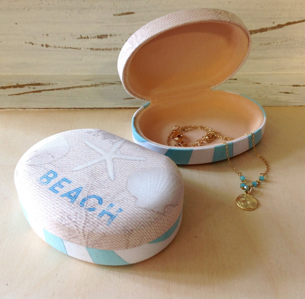 Beach Trinket Case