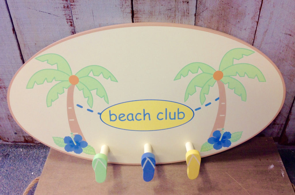 Beach Club Hanger