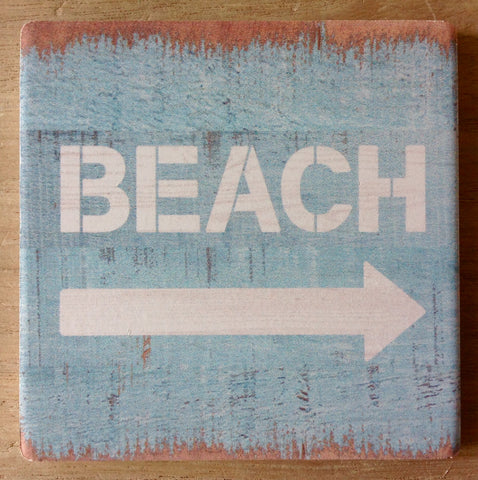 Beach Arrow Coaster
