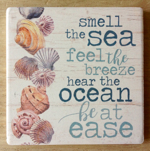Be At Ease Ocean Coaster