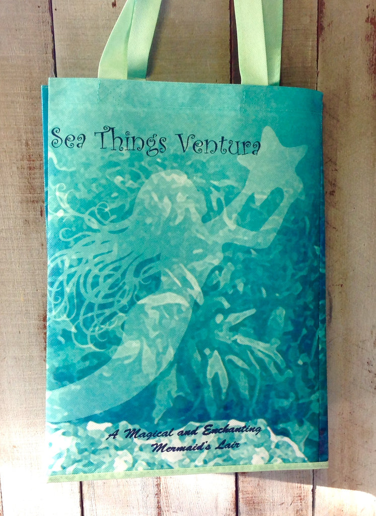 Sea Things Reusable Shopping Bag
