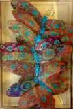 Feather Butterfly Garland