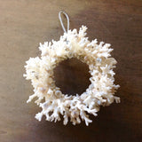 Coral Wreath Decoration