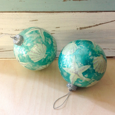 Mermaid's Bulb Ornament