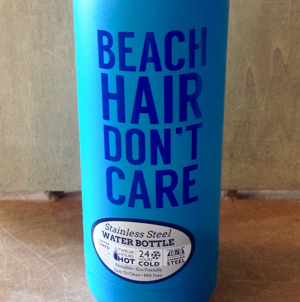 Stainless Steel Beach Water Bottle