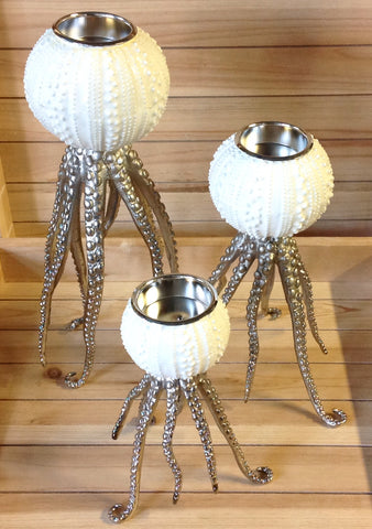 Octopus Trio Table Sconce