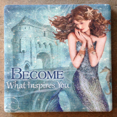 Inspires Mermaid Coaster