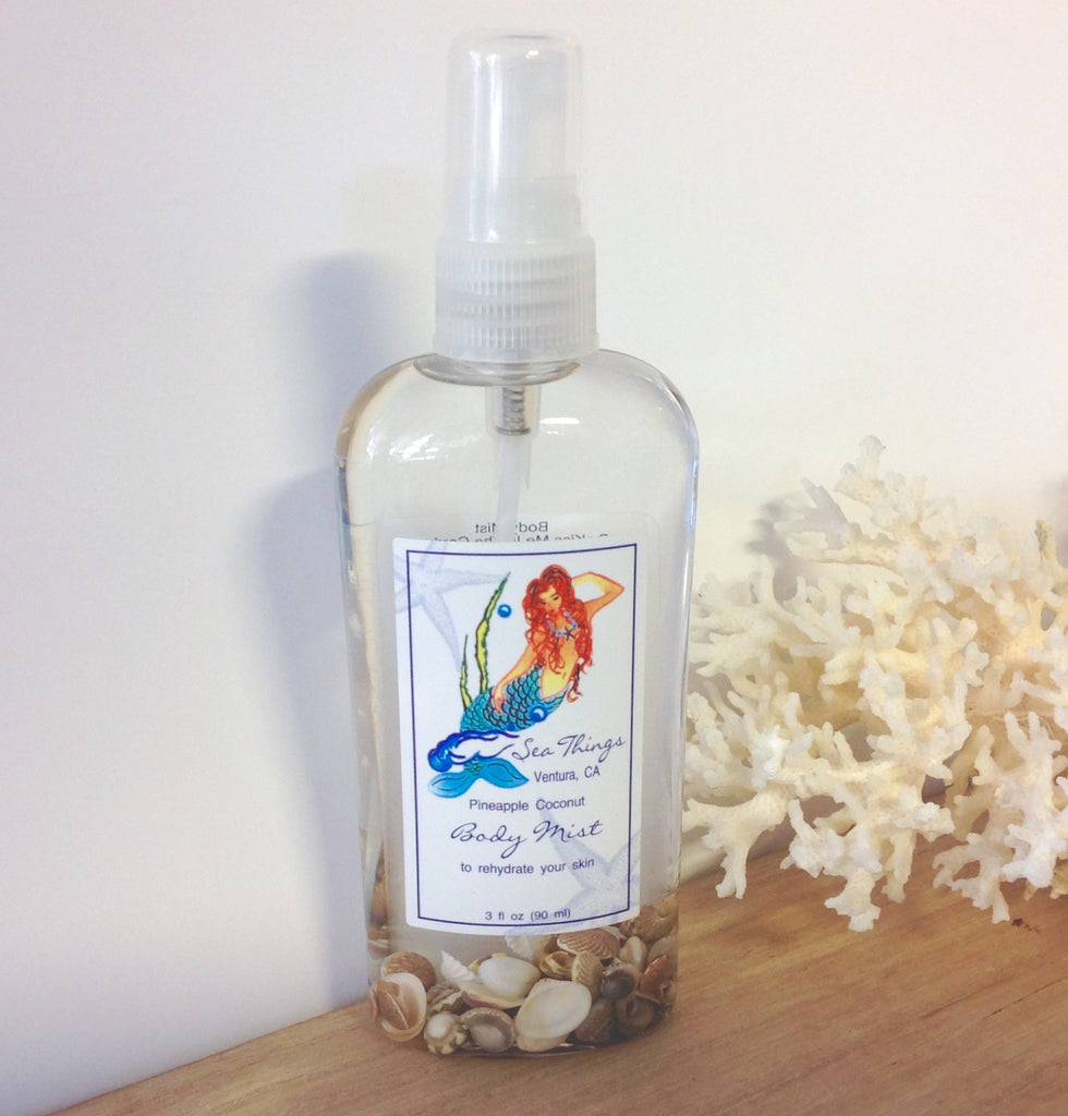 Sea Things Body Mist