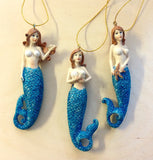 Mermaid Sparkle Ornament