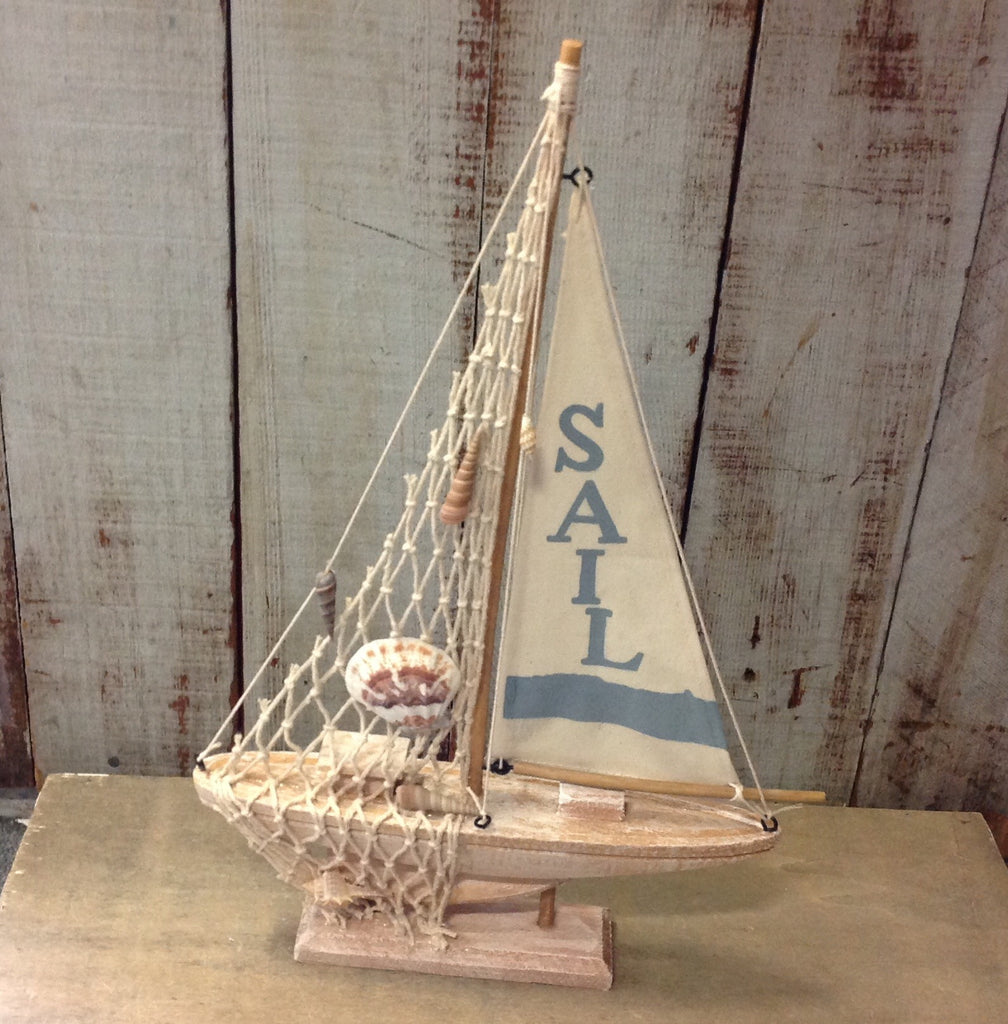 Net Sailboat