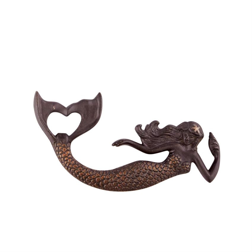 Elegant Mermaid Bottle Opener