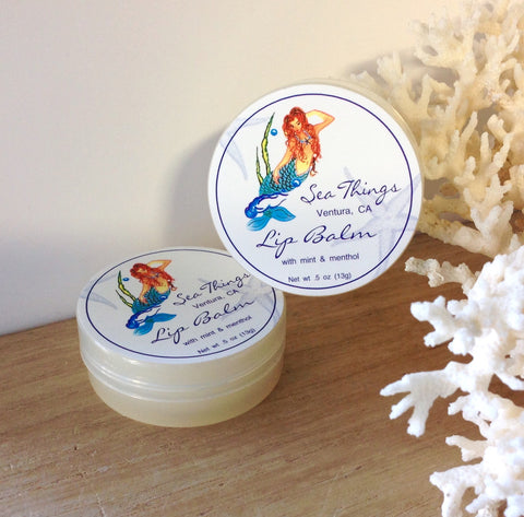 Sea Things Lip Balm