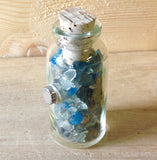 Seaglass & Sand Bottle
