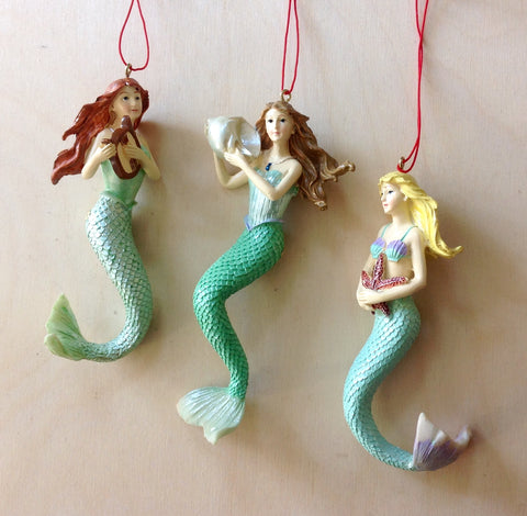 Adornment Mermaid Ornaments