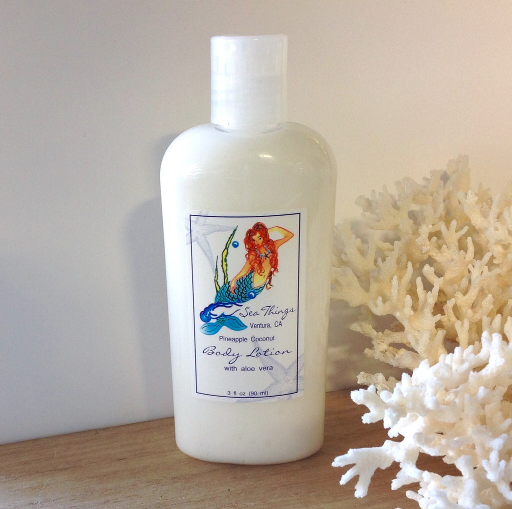 Sea Things Body Lotion