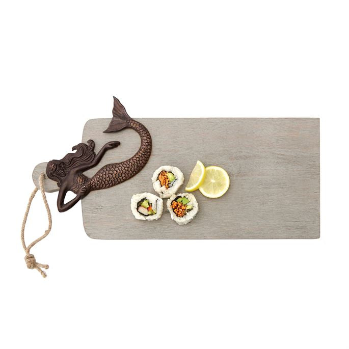 Mermaid Cutting Board