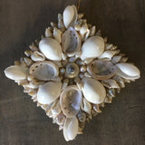 Ornate Seashell Mirror Ornament