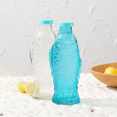 Fish Decanter Bottle