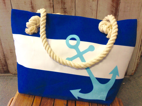 Anchor Beach Bag
