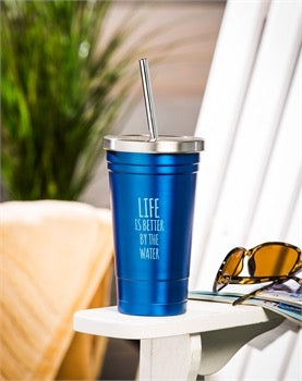 Better by the Water Travel Cup