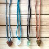 Ventura Sea Glass Necklace
