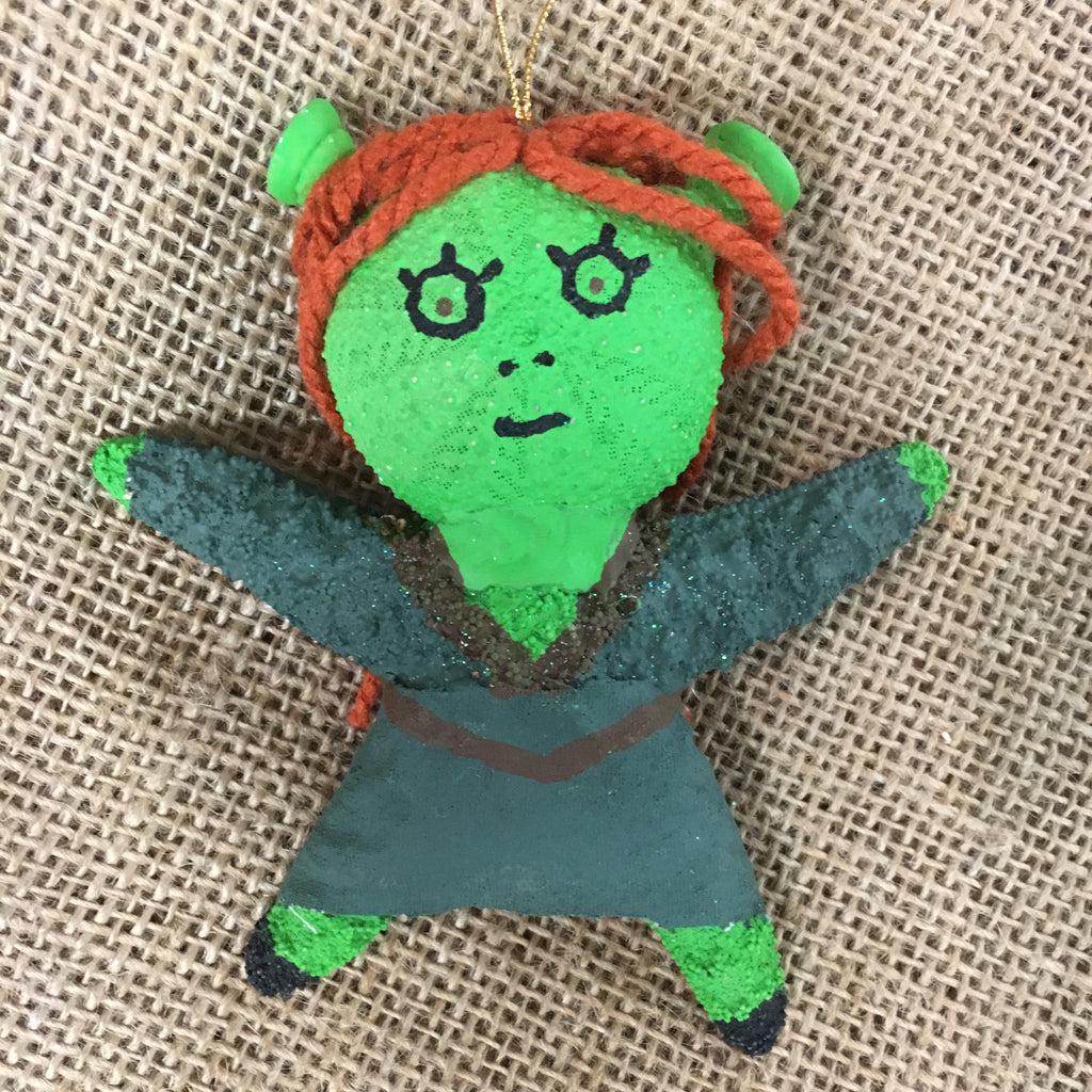 Fiona Starfish Ornament