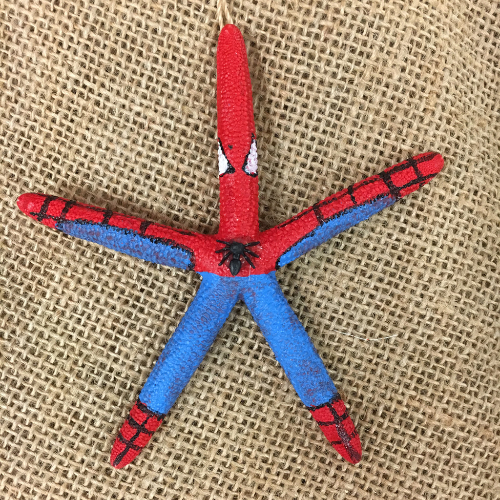 Starfish Spider-Man Ornament