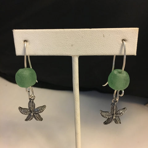 Sea Starfish Earrings