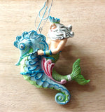 Neptune Whimsy Ornament