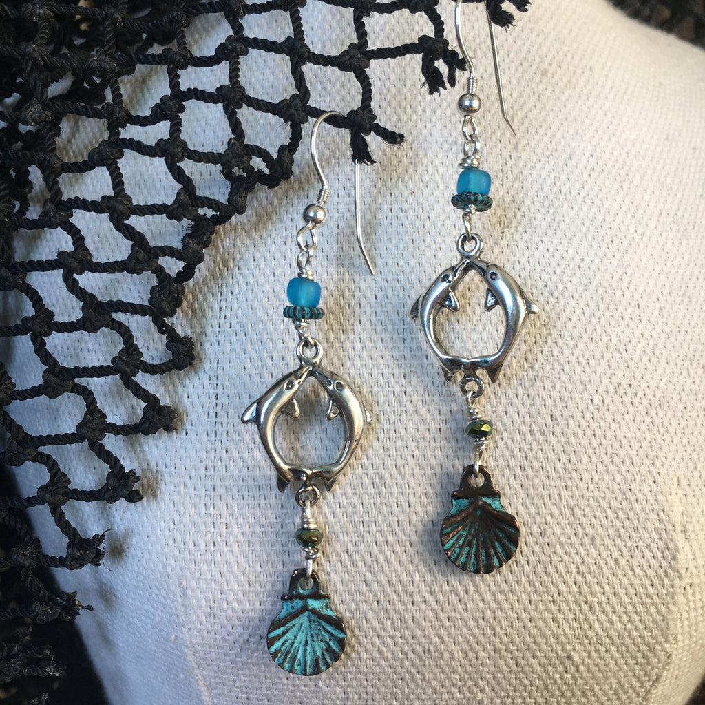 Dolphin Dream Earrings