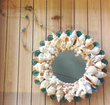 Blue Limpet Sunshine Mirror