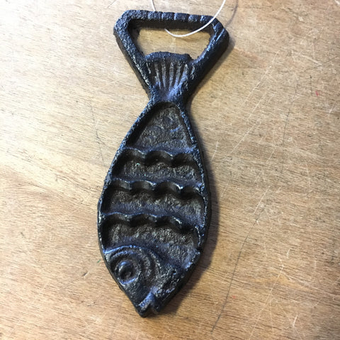 Swimming Fish Bottle Opener