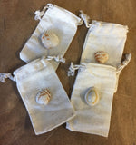 Shell Trinket Bag