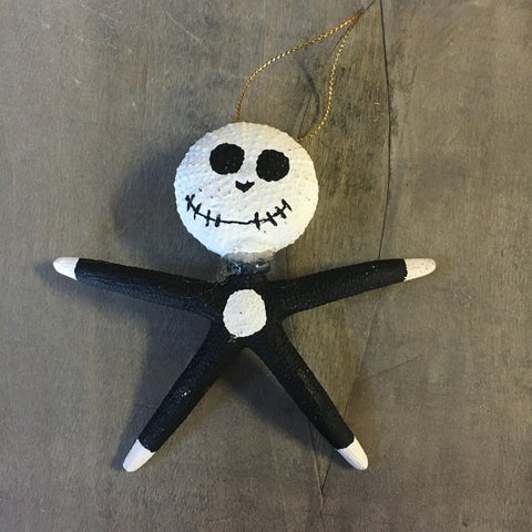 Sea Urchin Jack Starfish Ornament